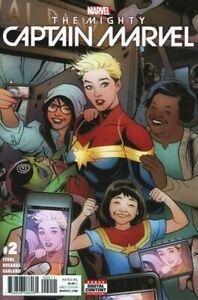 Mighty-Captain-Marvel-Vol-1-The-2-Near-Mint-NM-CvrA-Marvel-Comics-MODN