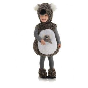 Underwraps-Koala-Animal-Zoo-Belly-Babies-Child-Boys-Halloween-Costume-26113