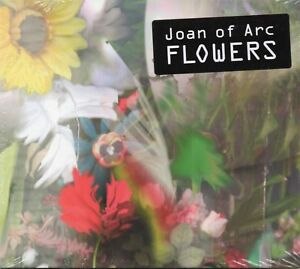 Joan-Of-Arc-Flowers-2009-CD-New-amp-Sealed