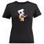 Juniors-Girl-Women-Tee-T-Shirt-Animal-Crossing-K-K-Slider-Guitar-Musician-Dog thumbnail 3