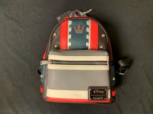 Loungefly Kingdom Hearts 3 Sora Mini Backpack NEW IN STOCK