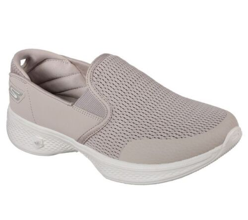 Go Taupe Marche Performance Fille Femme 4 Chaussures Skechers 14927 Beige xnSpI7