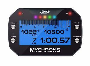 Go-Kart-MyChron-5-amp-Water-Temp-Sensor-Package-Brand-New-from-Mychron-Dealer