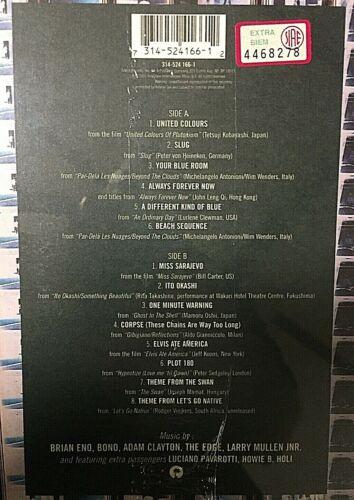 SEALED VINYL LP USA Ltd Ed 731452416612 Passengers U2 Original Soundtracks 1