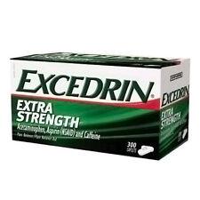 Excedrin Extra Strength Caplets 300 ct.