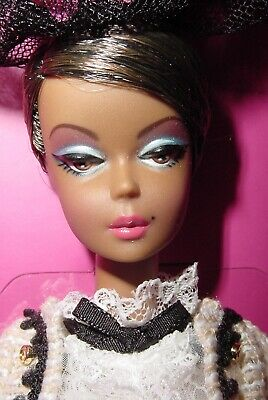 "Barbie Signature Silktone /""BEST TO A TEA/"" Fashion Doll READY TO SHIP"