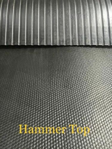 Rubber Stable Gym-Hammer Top Mats 6 x 4 ft x 18mm Thickness Pony Horse