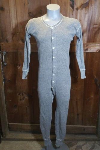 1930s Oneita Knit long john underwear mens union s