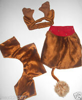 Paw Appeal Rudy The Reindeer Christmas Outfit Holiday Xs Xsmall