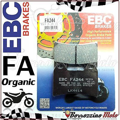 PASTIGLIE FRENO ANTERIORE SINTER EBC FA244HH KTM ADVENTURE 1190 2013