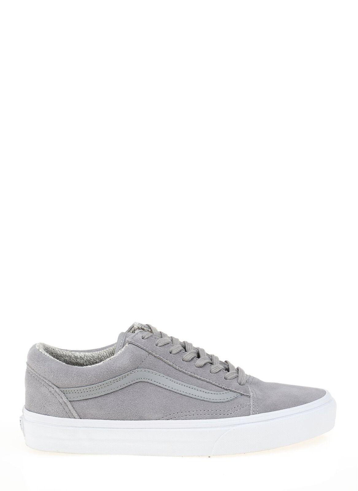 Scarpe skater Vans Old Skool white gray true white Skool 655173