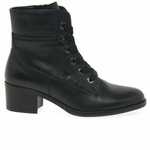 Gabor Iria Womens Military Style Boots
