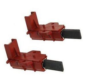 Schauen INDESCO Lavatrice Welling Motore Spazzole Di Carbone C00196539 C00047317