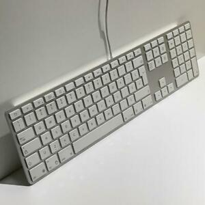 French-Canadian-francais-canadien-Apple-A1243-Wired-USB-Aluminum-fr-ca