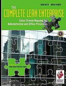 The Complete Lean Enterprise: Value Stream Mapping ... | Buch | Zustand sehr gut