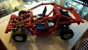 Lego Buggy De 1988 Long 48cm ~900 Pièces Ancêtre La Bugatti Chiron Technic