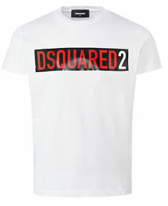100% genuine mens dsquared tshirt (S74GD0479) XL RRP £130