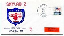 1973 SKYLAB 2 TF 130 Manned Spacecraft Recovery Force Pacific Kunia NASA Space