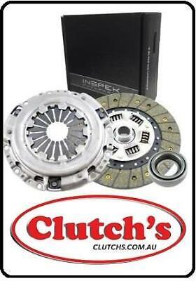 Blusteele HEAVY DUTY Clutch Kit for Nissan Navara D22 3.3 Ltr V6 VG33 5//2004-ON