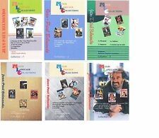 Jean-Paul Belmondo. 6 Collections Set. 26 movies with English Subtitles