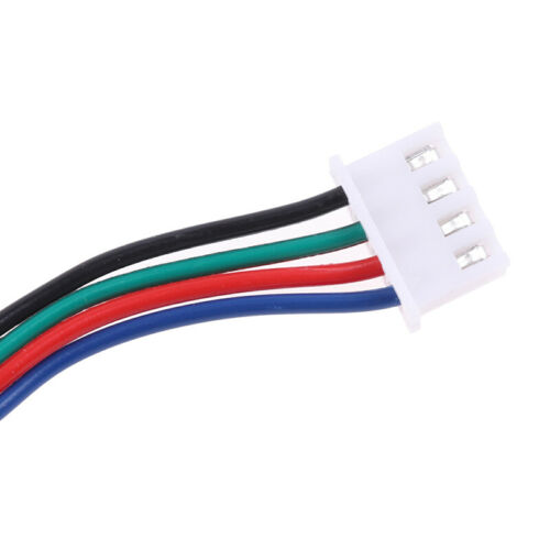 5Pcs 3D Printer Parts Stepper Motor cables 4pin to 6pin XH2.54 connector wire~P1