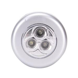 Nachtlicht-montiert-Kopf-Beleuchtung-geringe-Leistung-unter-Kabinett-SchrankCRH