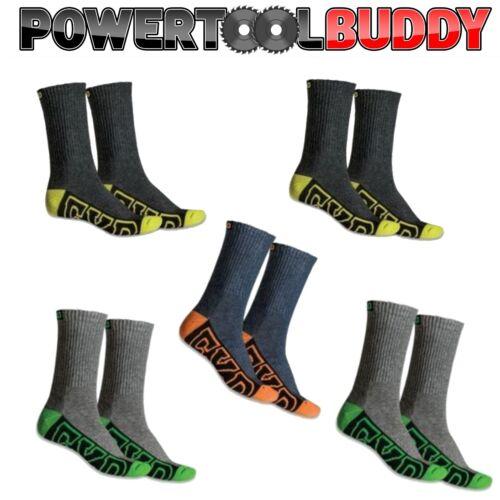 FXD SK-1 Long Sock Work Socks 5pk B5