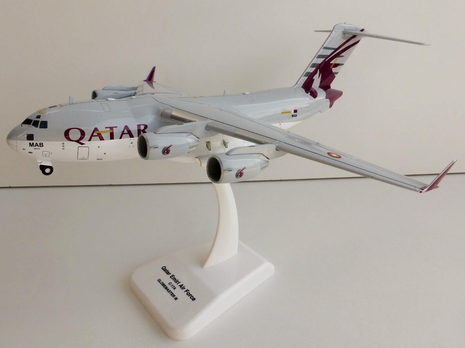 Boeing C-17A Globemaster III Qatar Emiri Air Force 1 200 Hogan 7075 M-SERIES C17
