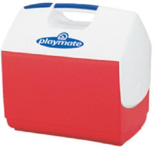 rouge//blanc Igloo Playmate Elite 16 QT personnel taille Refroidisseur modèle 43362 Free Ship