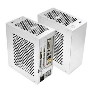 PC Gaming Case ITX MINI Small Case All Aluminum Suitcase...
