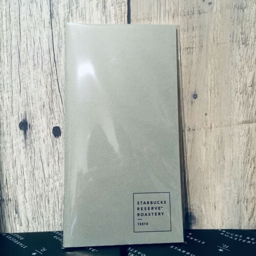Starbucks Reserve Roastery Tokyo /& TRAVELER/'S COMPANY TRAVELER'S FACTORY