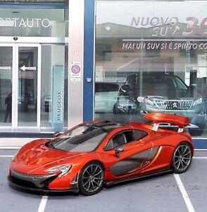 SUPERCAR-I-MONDI-piu-grande-collezione-McLaren-P1-2013-1-43-MODELLO-NUOVO-SIGILLATO