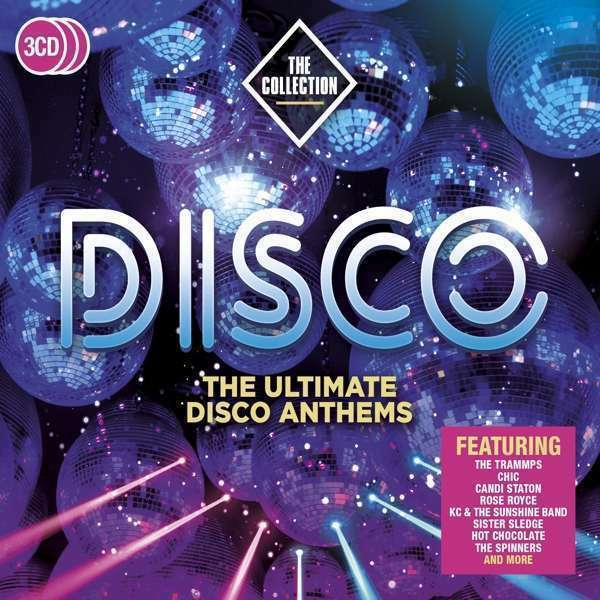 Disco: The Collection - Disco: The Collection Nuevo CD