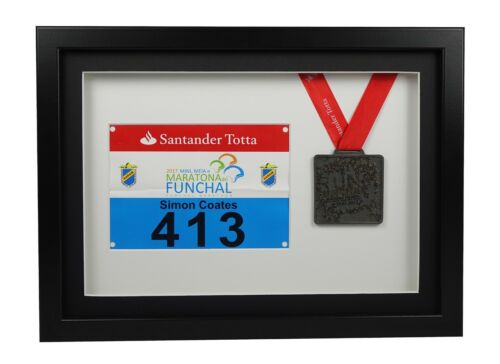Running Number Competition Display Picture Frame Medal Vivarti Sports Shirt