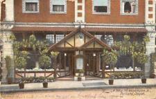 PORTLAND, OR  Oregon         THE HAZELWOOD CREAM STORE          1910 Postcard