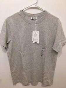 65c6f748deaf NEW Uniqlo U Lemaire Men s Crewneck Cotton Short Sleeve T-Shirt Men ...