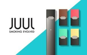 JUUL-Starter-Kit-w-4-Variety-Pods-amp-Charger-Free-Shipping