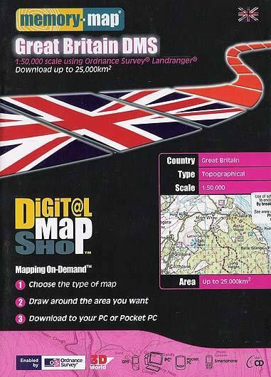Carte mémoire Grande-Bretagne dms £ 50 50 50 4f9461