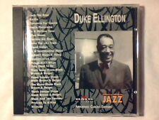 DUKE ELLINGTON Omonimo Same S/t cd 1991 ITALY UNIQUE CURCIO BARNEY BIGARD