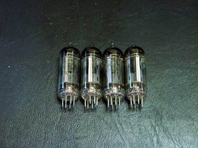 6C4P = 6Ц4П (EZ-90 ; 6X4) Double Kenotron (4pc NEU)