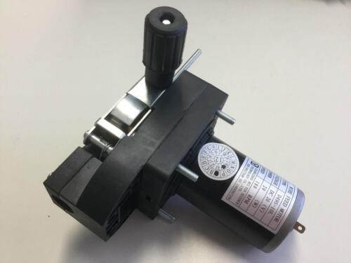 Motor MIG MAG l10 2 Roll Wire Feed Unit Ø 30mm feed roll Incl