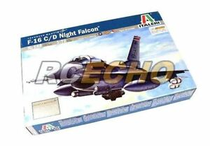 ITALERI-Aircraft-Model-1-72-F-160-C-D-Night-Falcon-Scale-Hobby-188-T0188
