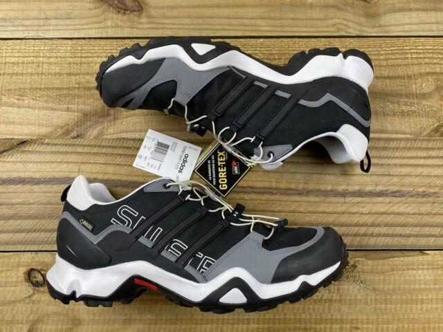 NWT Adidas Terrex Swift R GTX Gore-Tex Trail Running Shoes Men's Sz 12  B40651