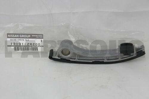 130912W200 Genuine Nissan GUIDE-CHAIN,SLACK SIDE 13091-2W200