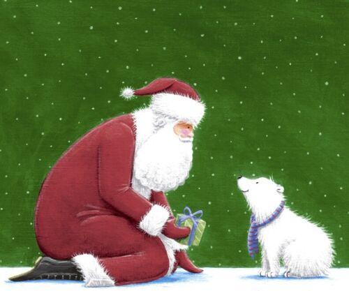 Papel Servilletas Para Decoupage//Navidad Santa//scrapbooking//elaboración de Tarjetas//Servilletero//x2