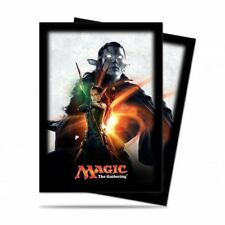 Official Ultra Pro Magic the Gathering MTG M15 Nissa Deck Protector Sleeves 80ct
