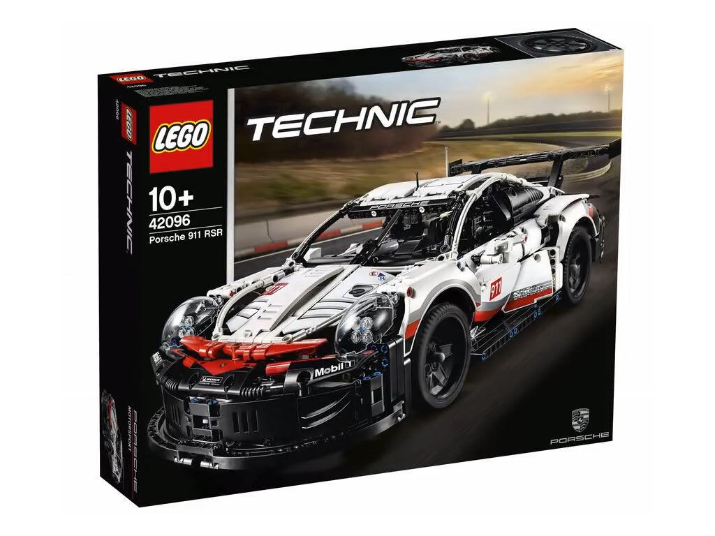 Nuevo  Lego Technic 42096 Porsche 911 RSR  Envío A Todo El Mundo