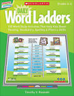 Interactive Whiteboard Activities: Daily Word Ladders (Gr. 4-6): 100 Word Study Activities That Help Kids Boost Reading, Vocabulary, Spelling & Phonics Skills by Timothy V Rasinski (Paperback / softback)