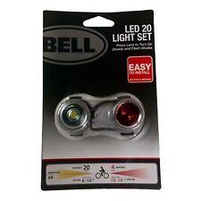Bell Dark Flyer Bicycle Light Set