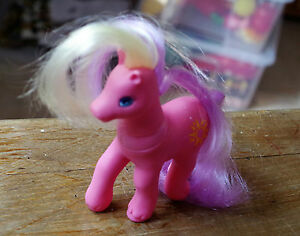 Mon Petit Poney My Little Pony Rose G2 Belle En Couleur